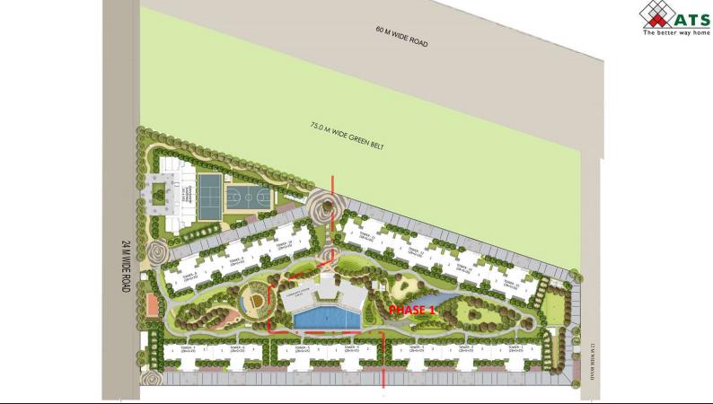 Ats Destinaire Greater Noida West Price List Floor Plan