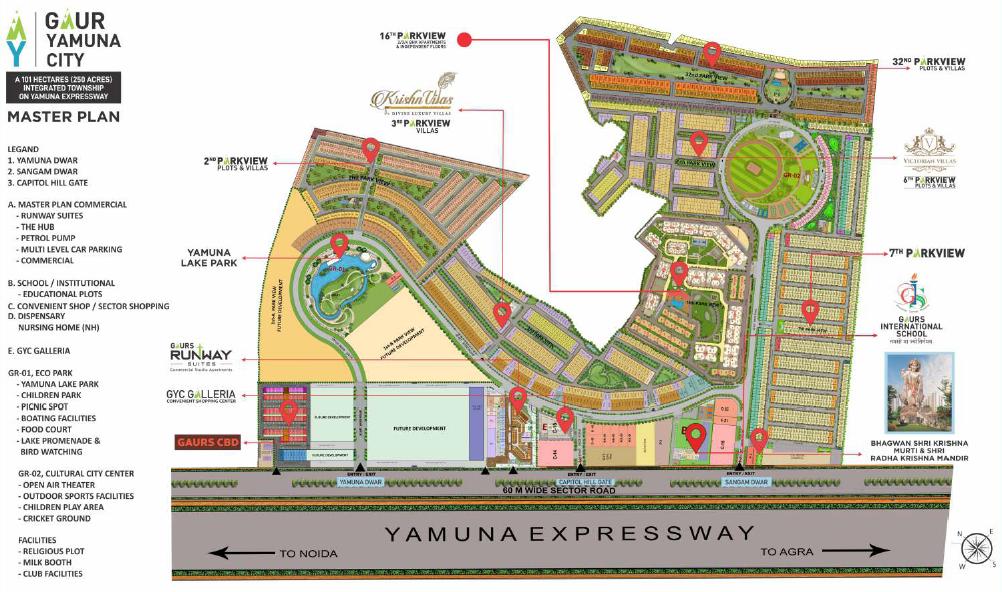 Gaur Yamuna Project
