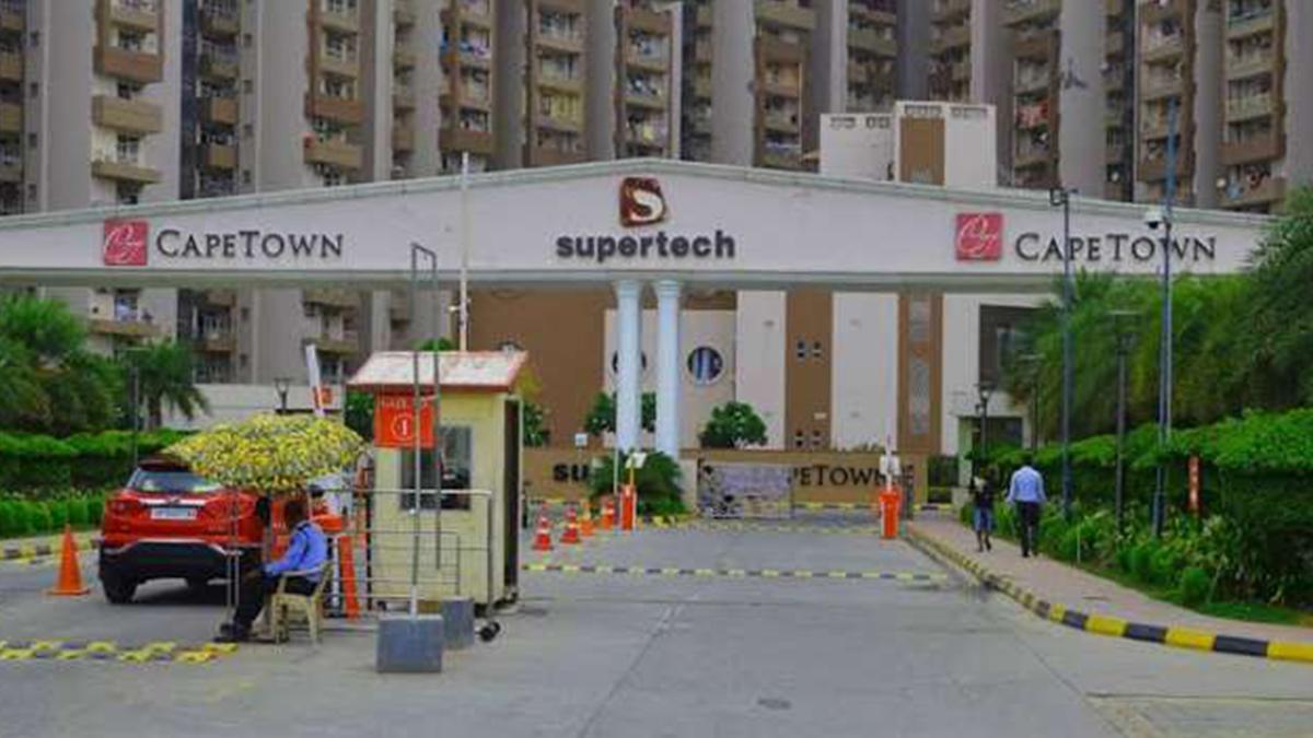SuperTech Cape town 2