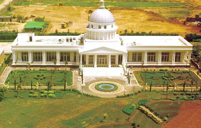 Gaur Mulberry Mansions